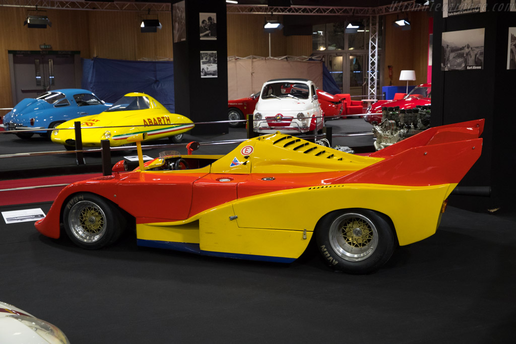 Abarth 2000 Prototipo   - 2018 Retromobile