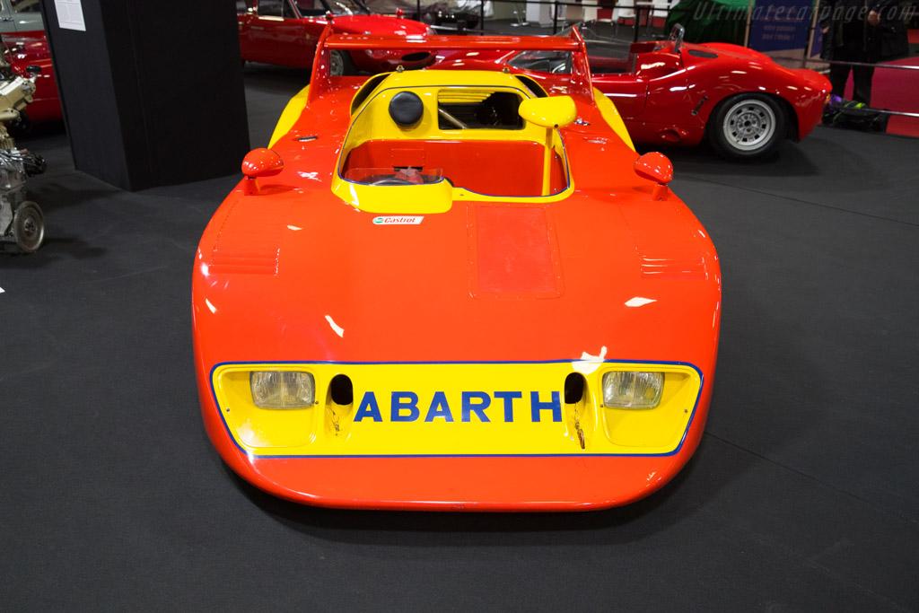 Abarth 2000 Prototipo    - 2018 Retromobile