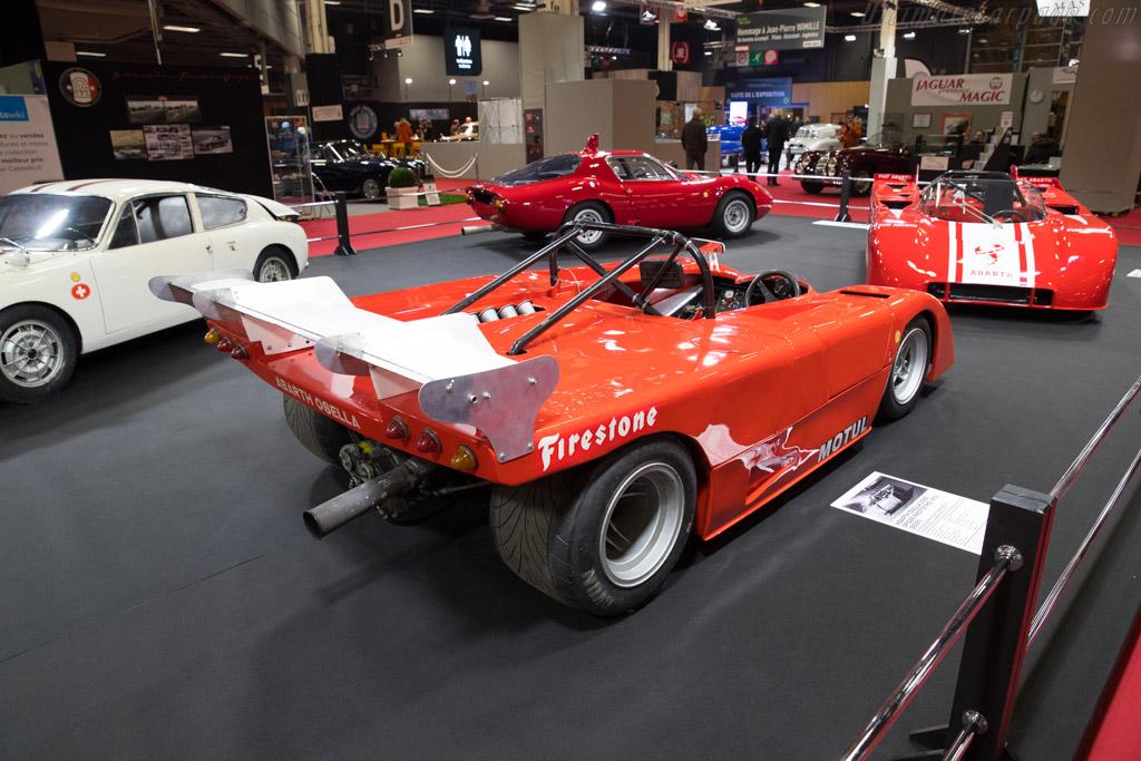 Abarth Osella SE021    - 2018 Retromobile