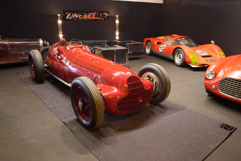 Alfa Romeo 12C 37 - Chassis: 51204   - 2018 Retromobile