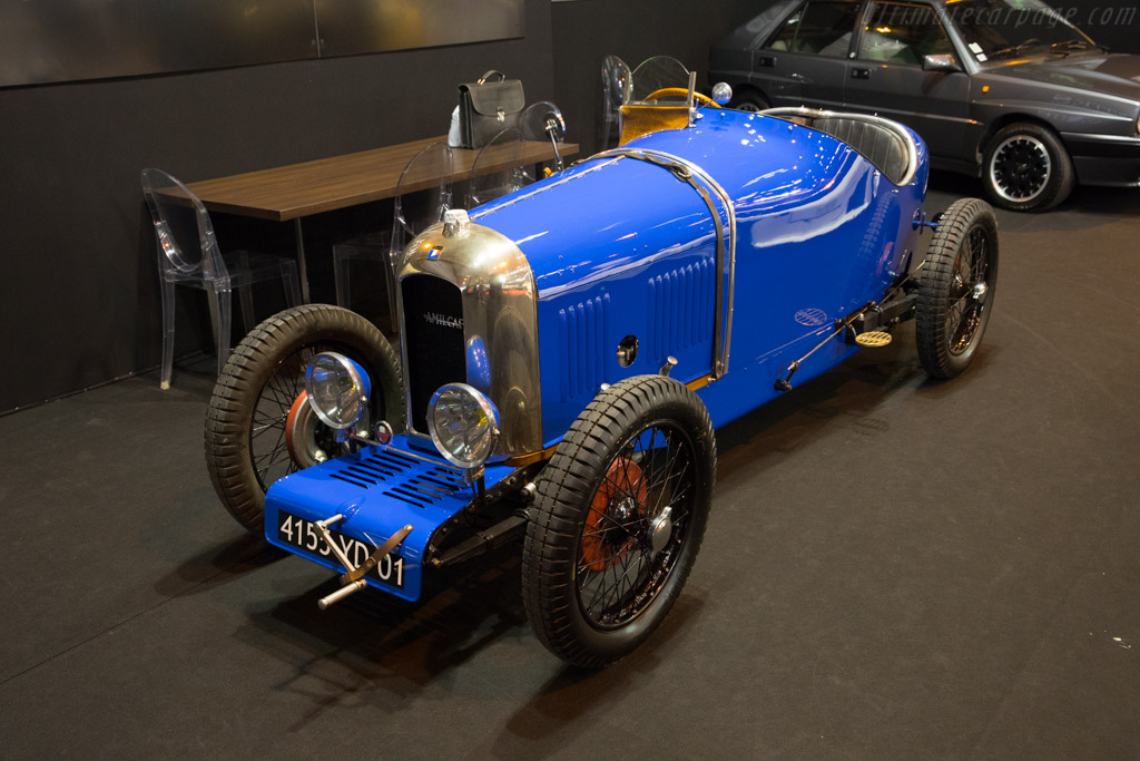 Amilcar    - 2018 Retromobile