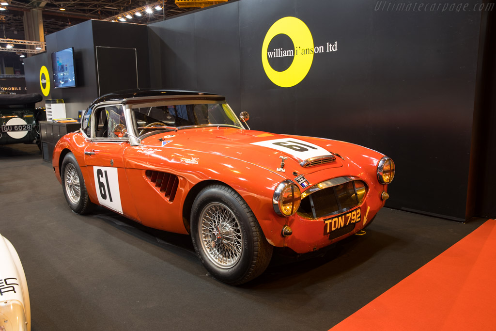 Austin Healey 100/6 - Chassis: BN4/22881   - 2018 Retromobile