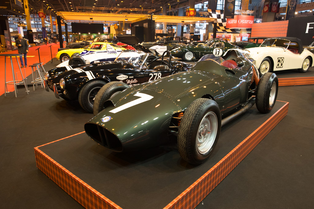 BRM Type 25 - Chassis: 258   - 2018 Retromobile
