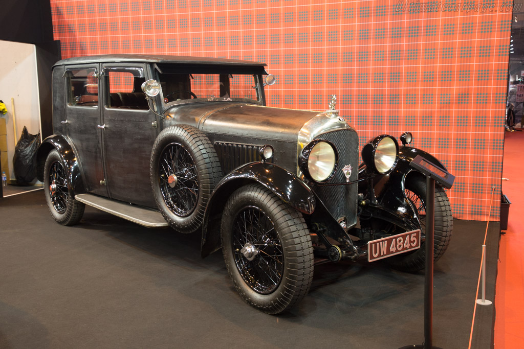 Bentley 4.5 Litre Maythorn Saloon - Chassis: XF3520   - 2018 Retromobile