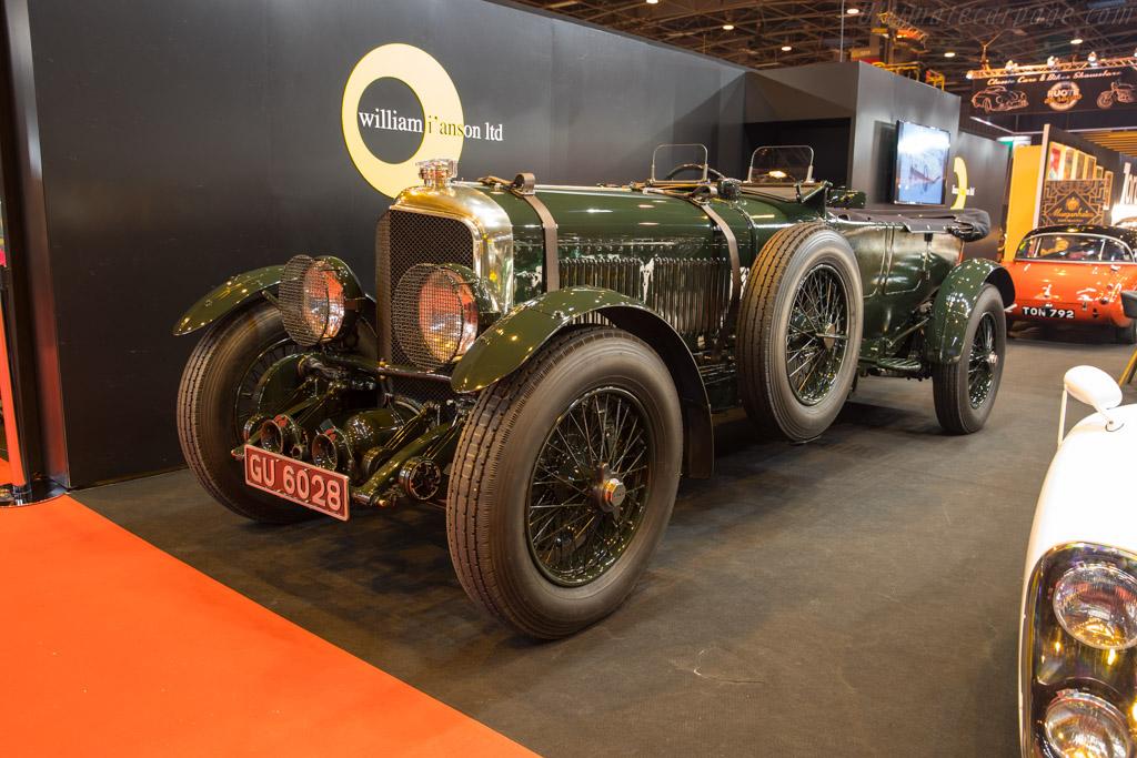 Bentley Speed Six - Chassis: LB2331   - 2018 Retromobile