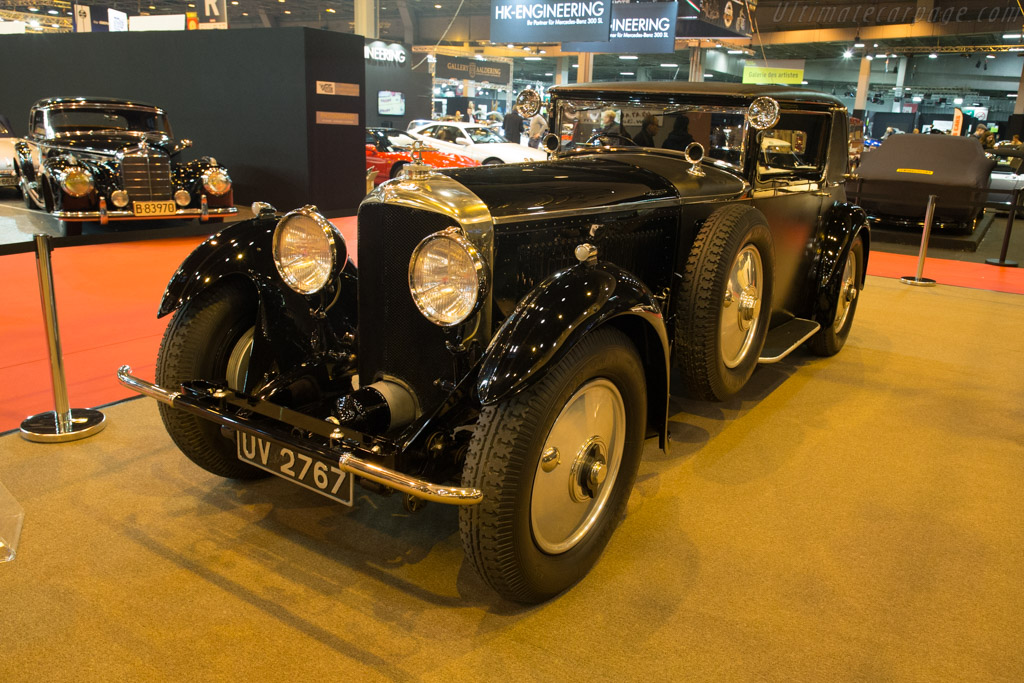 Bentley Speed Six Gurney Nutting  - Chassis: FR2640   - 2018 Retromobile