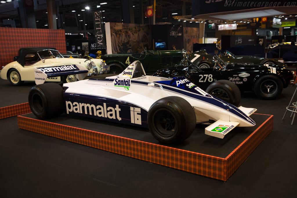 Brabham BT49D - Chassis: BT49D/18   - 2018 Retromobile