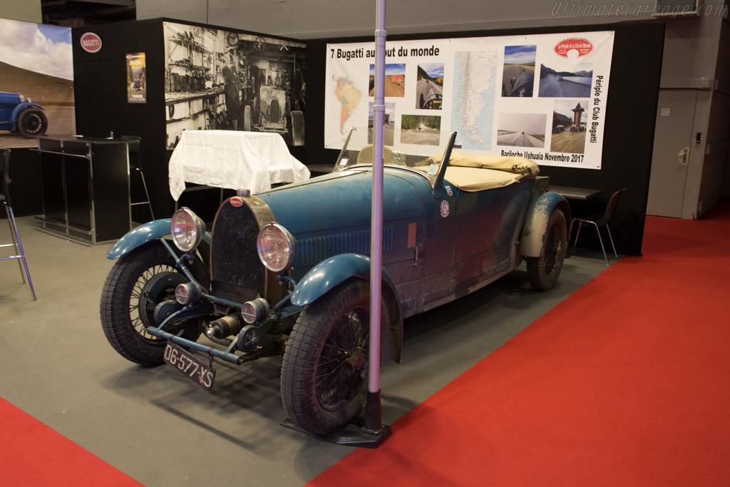 Bugatti    - 2018 Retromobile