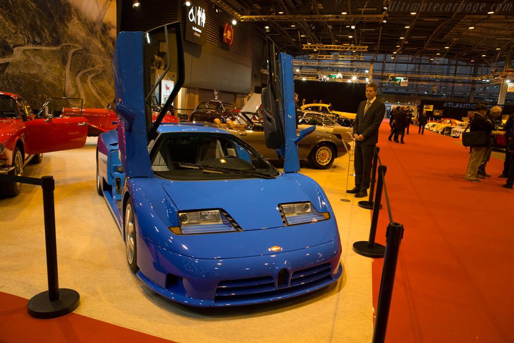 Bugatti EB110SS - Chassis: ZA9BB02S0SCD39037   - 2018 Retromobile
