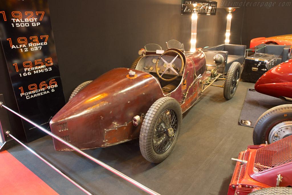 Bugatti Type 37    - 2018 Retromobile