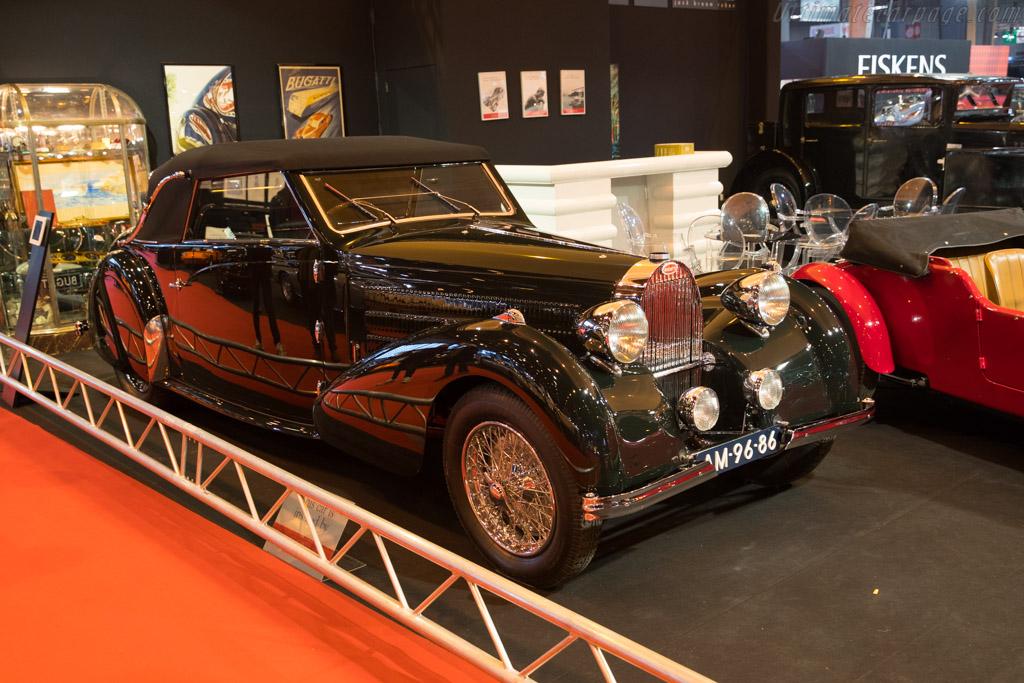 Bugatti Type 57    - 2018 Retromobile