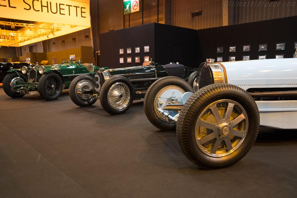 Bugatti Type 59 - Chassis: 59121   - 2018 Retromobile