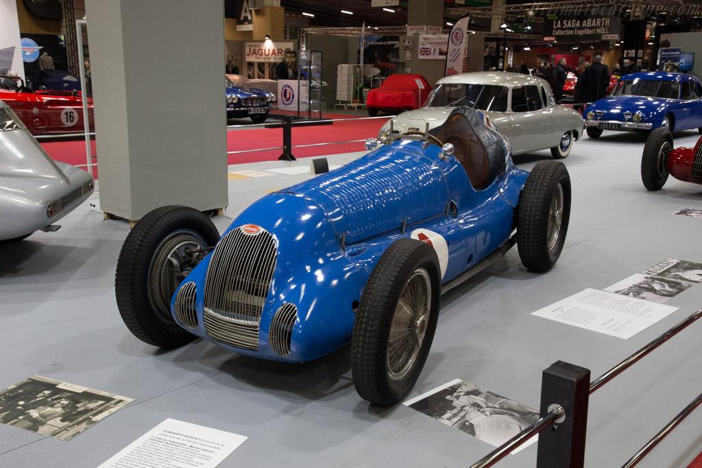 Bugatti Type 59/50B - Chassis: 50180   - 2018 Retromobile