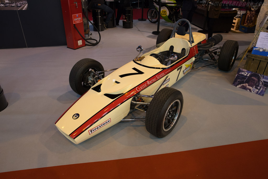 Crossle-Formula Racing School    - 2018 Retromobile