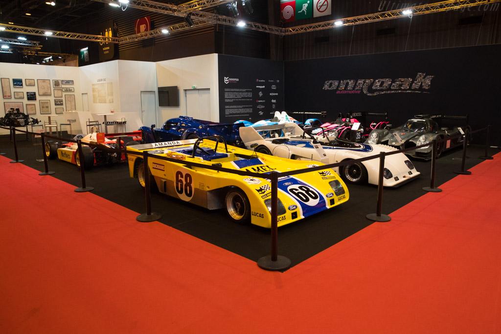 Duckhams - Chassis: LM-1   - 2018 Retromobile