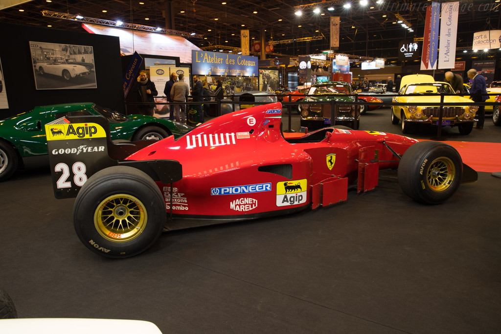 Ferrari 412 T1 - Chassis: 154   - 2018 Retromobile
