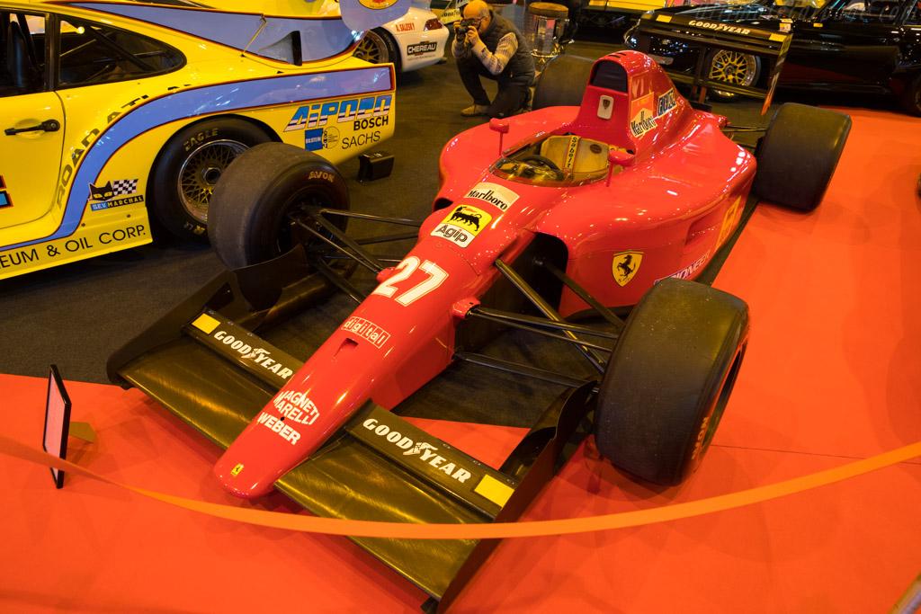 Ferrari 642 F1 - Chassis: 124   - 2018 Retromobile