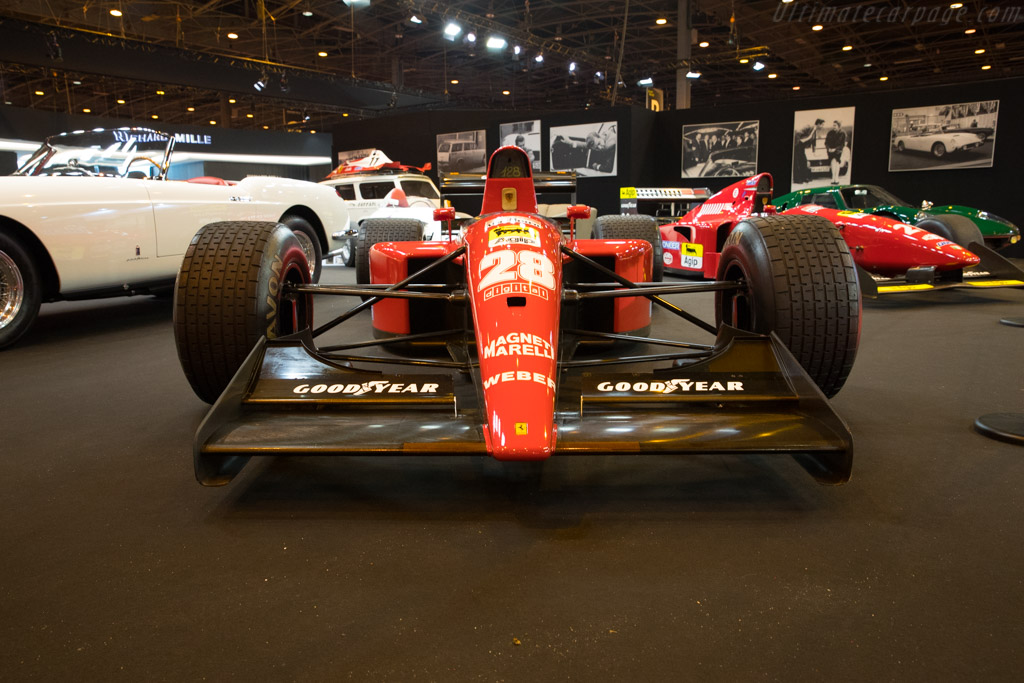 Ferrari 643 F1 - Chassis: 128   - 2018 Retromobile
