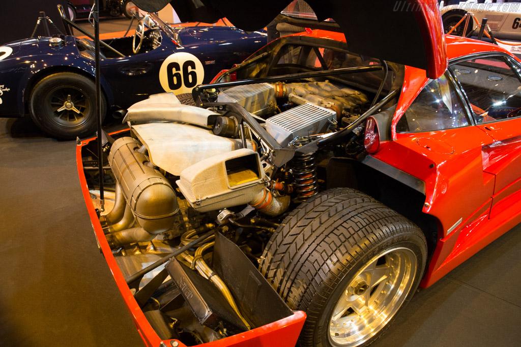 Ferrari F40 - Chassis: 93536   - 2018 Retromobile