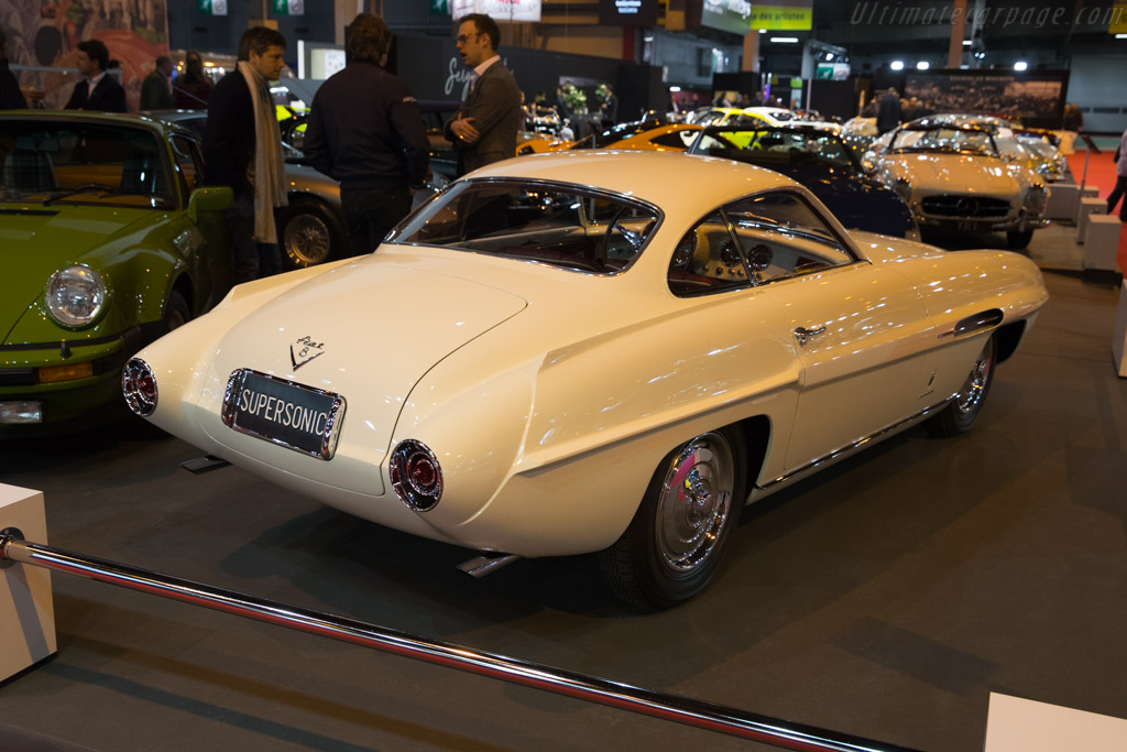 Fiat 8V Supersonic - Chassis: 106*000043   - 2018 Retromobile