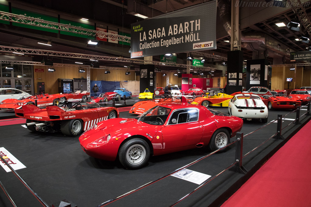 Fiat Abarth 2000 OT    - 2018 Retromobile