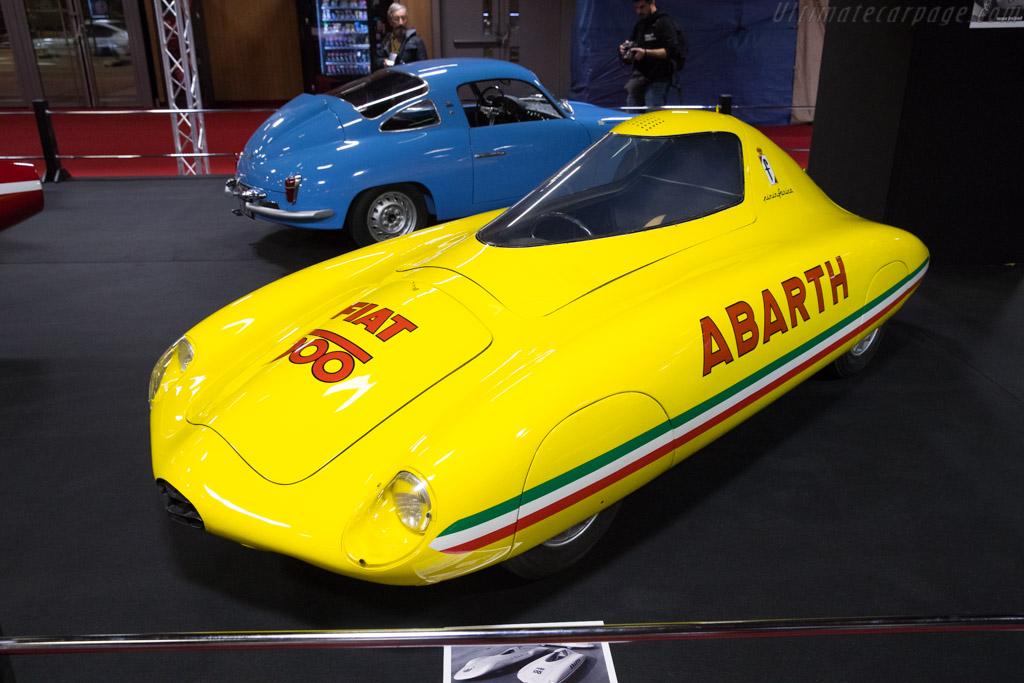 Fiat Abarth 500 Record    - 2018 Retromobile