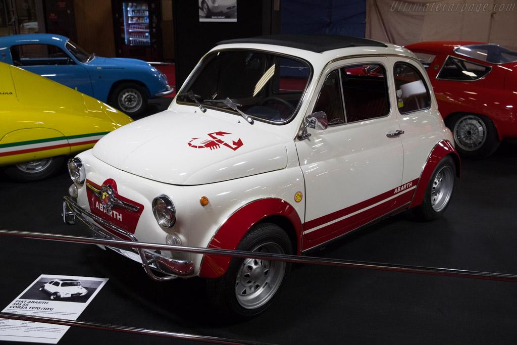 Fiat Abarth 595 SS    - 2018 Retromobile