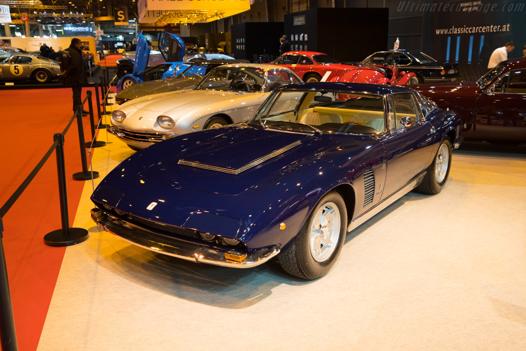 Iso Grifo Can-Am - Chassis: 120346   - 2018 Retromobile