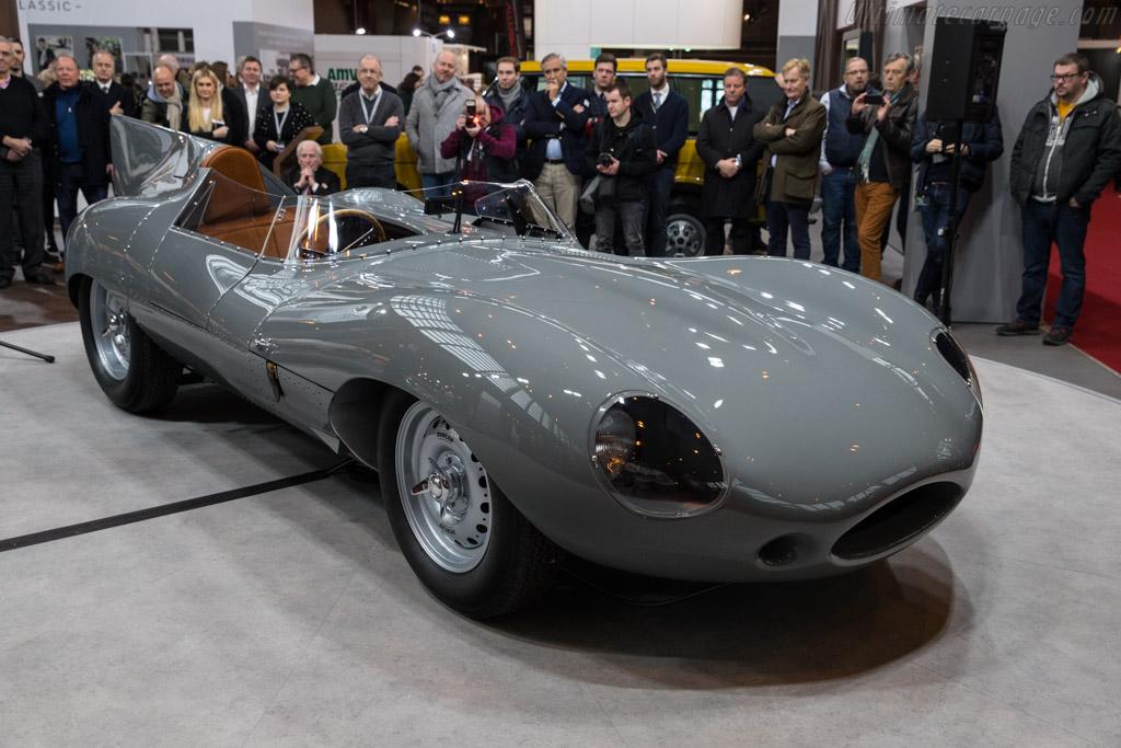 Jaguar D-Type Continuation    - 2018 Retromobile