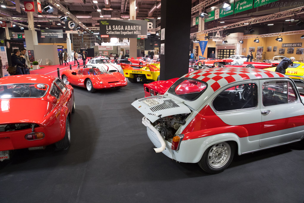 La Saga Abarth    - 2018 Retromobile