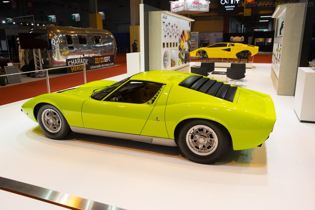 Lamborghini Miura - Chassis: 3264   - 2018 Retromobile