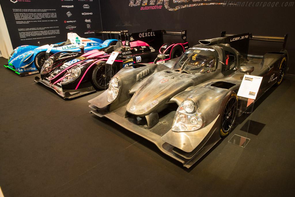 Ligier JS P2    - 2018 Retromobile