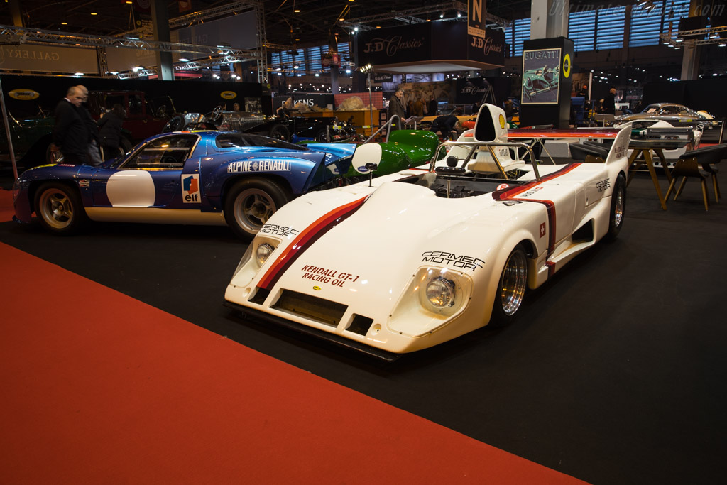 Lola T292 Cosworth - Chassis: HU50   - 2018 Retromobile
