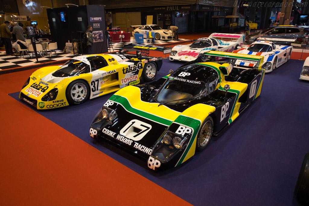 Lola T600 Chevrolet - Chassis: HU02   - 2018 Retromobile