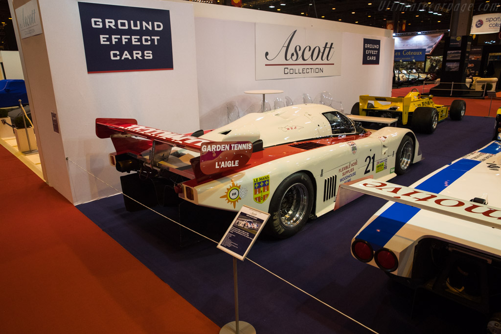 March 85G Porsche - Chassis: 85G/06   - 2018 Retromobile