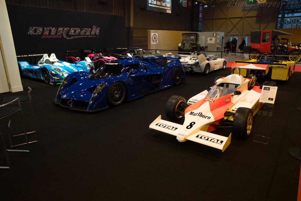Martini Mk37 - Chassis: Mk37-02  - 2018 Retromobile