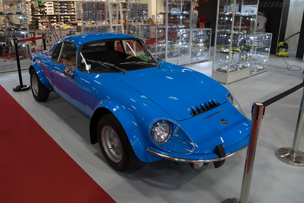 Matra Bonnet    - 2018 Retromobile