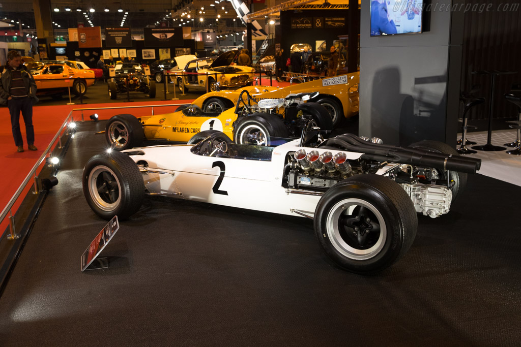 McLaren M2B Ford - Chassis: M2B-2   - 2018 Retromobile