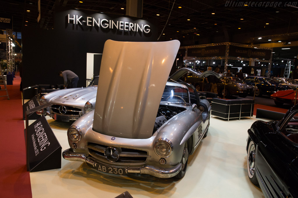 Mercedes-Benz 300 SL - Chassis: 198.040.5500837   - 2018 Retromobile