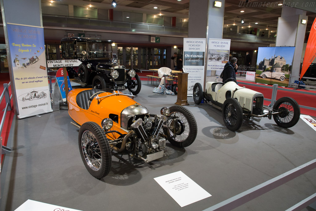 Morgan Automic Orange    - 2018 Retromobile