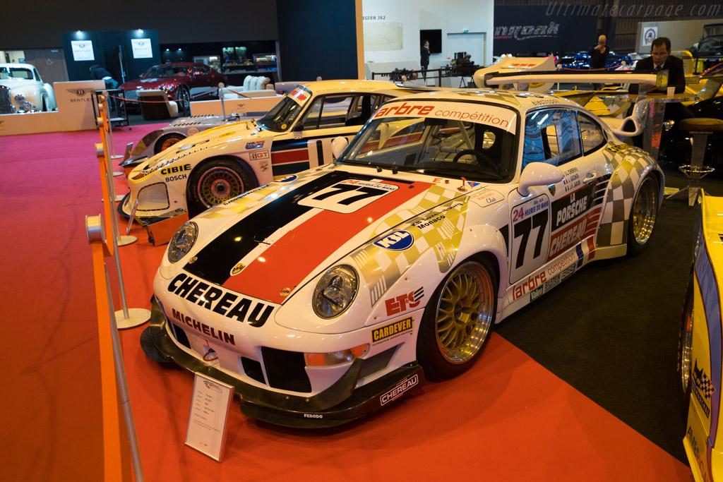 Porsche 911 GT2    - 2018 Retromobile