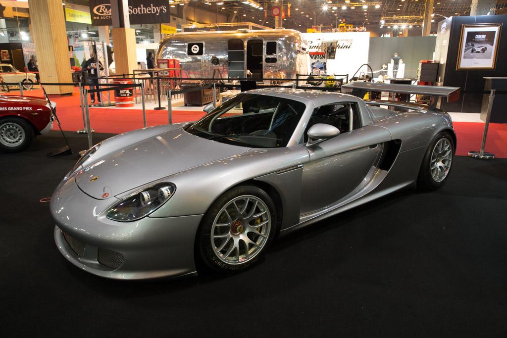 Porsche Carrera GT - Chassis: WP0ZZZ98Z4L000145   - 2018 Retromobile