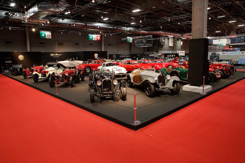 Alfa Romeo  - Entrant: Lukas Hüni - 2020 Retromobile