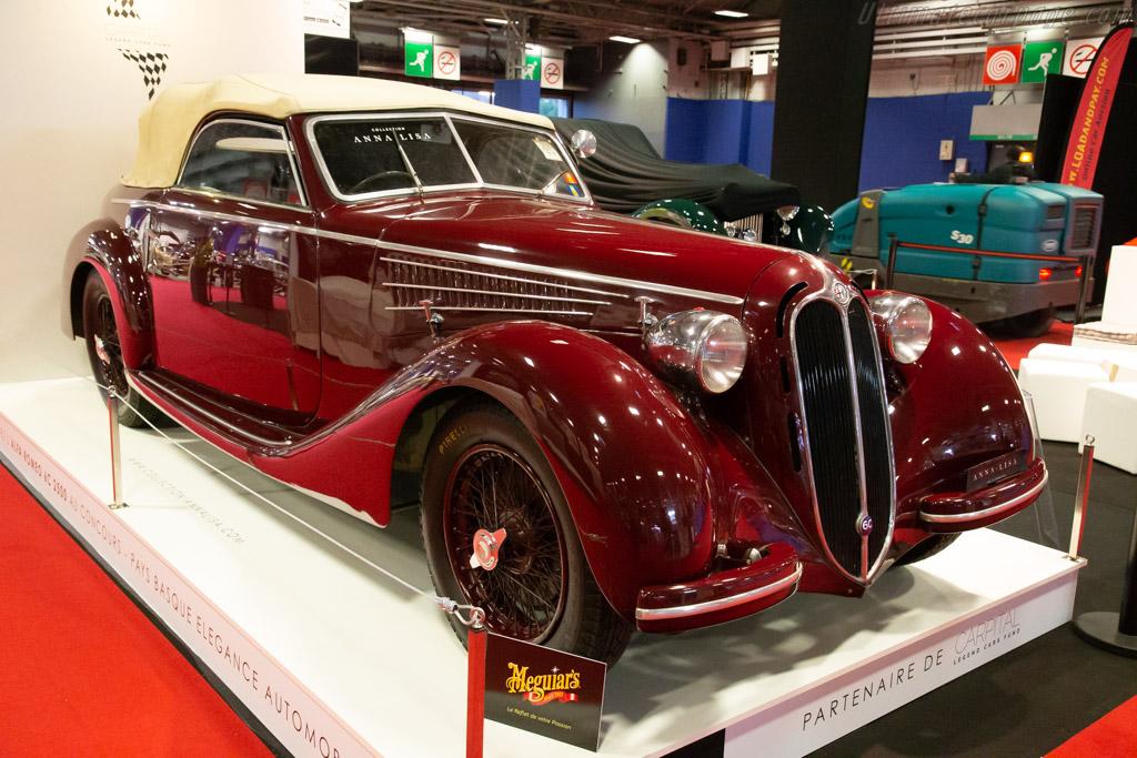 Alfa Romeo 6C 2500 Sport Cabriolet - Chassis: 915003  - 2020 Retromobile