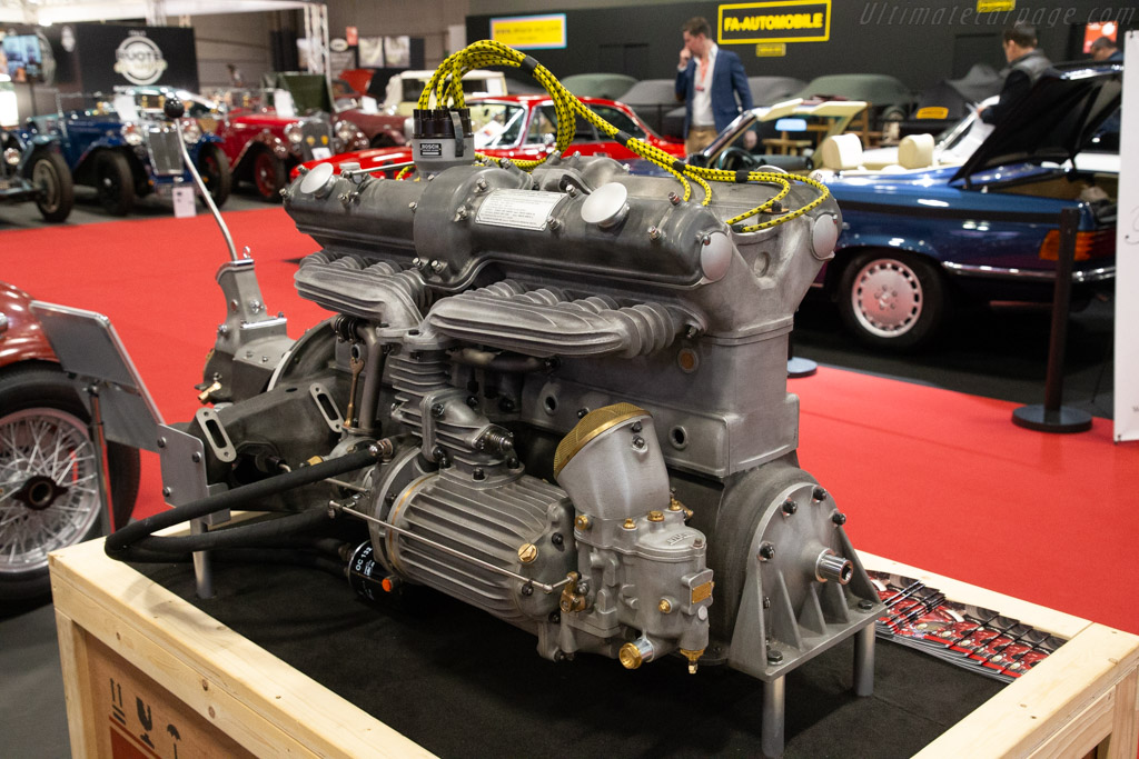 Alfa Romeo 8C 2300 Engine   - 2020 Retromobile