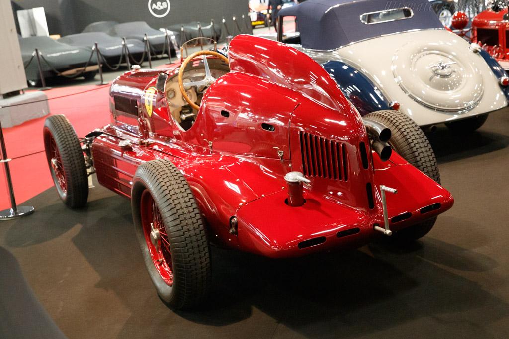 Alfa Romeo Bimotore - Chassis: SF48 - Entrant: Lukas Hüni - 2020 Retromobile