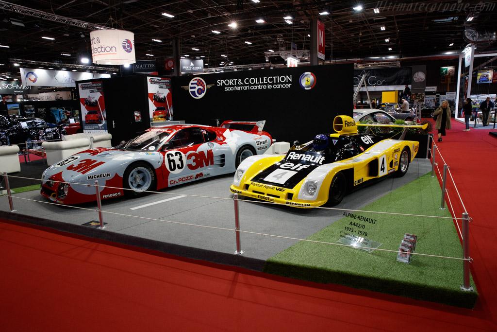 Alpine A442 - Chassis: 442/0  - 2020 Retromobile