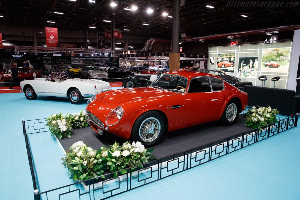 Aston Martin DB4 GT Zagato - Chassis: DB4GT/0178/L - Entrant: Kidston - 2020 Retromobile