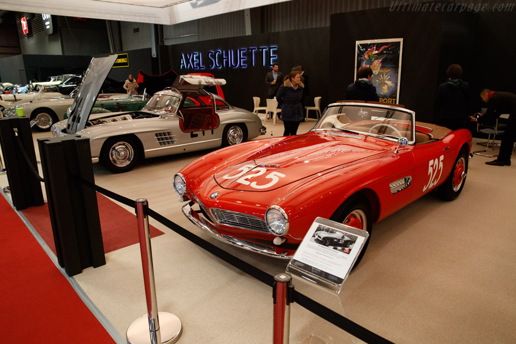 BMW 507 Roadster - Chassis: 70032 - Entrant: Axel Schuette - 2020 Retromobile