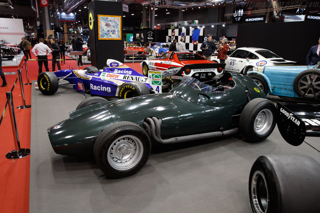 BRM Type 25 - Chassis: 255/R - Entrant: Will I'Anson - 2020 Retromobile